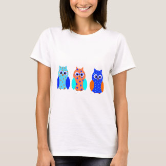 Three Owls on multiple products T-Shirt