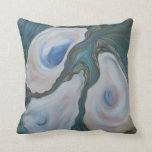 """""""Three Oysters""""- Pillow 20"""" square"""