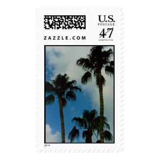 Three Palms Postage