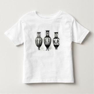 Three Panathenaic amphorae Tee Shirt