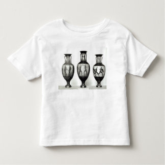 Three Panathenaic amphorae Toddler T-shirt