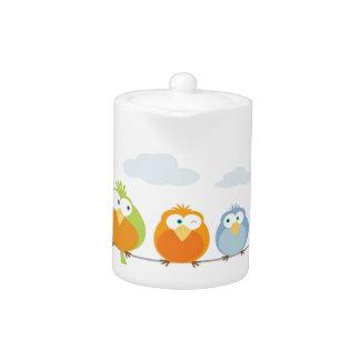 Three Passarinhos/Tree little birds