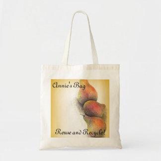 Three Pears Market Bag