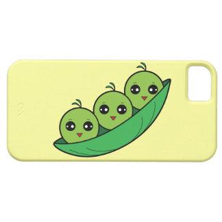 Three Peas in a Pod iPhone SE/5/5s Case