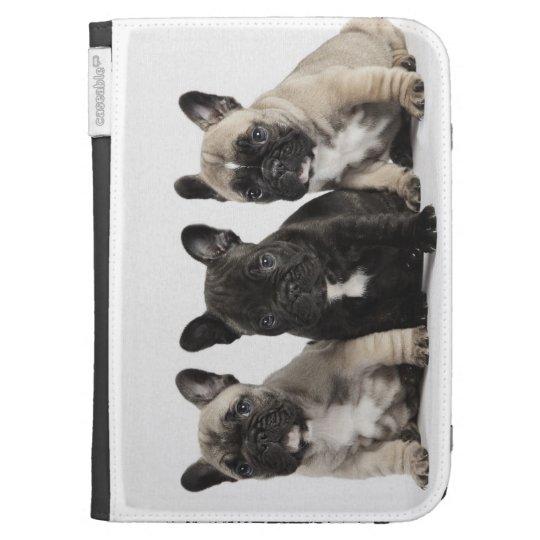 Three Pedigree Puppies Kindle 3 Cover