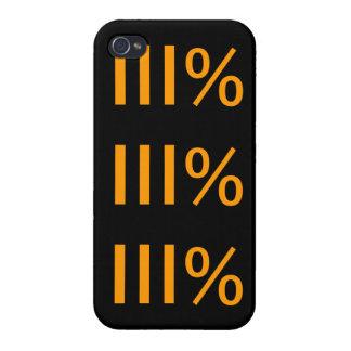 Three Percenter Iphone Case