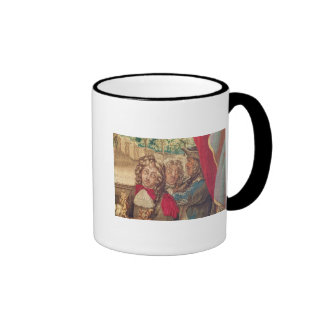 Three persons, from the Month of January Mug