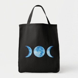 Three Phase Moon Tote Bag