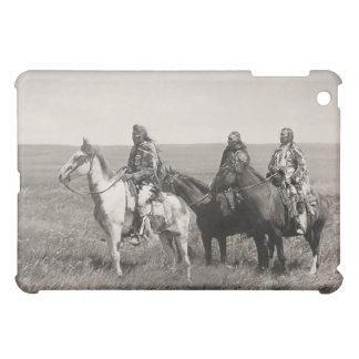 Three Piegan Blackfeet Chiefs iPad Mini Covers