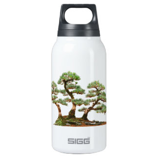 three pine bonsai trees SIGG thermo 0.3L insulated bottle