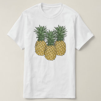 Three Pineapples T-Shirt