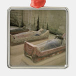 Three Plantagenet Tombs Metal Ornament