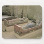 Three Plantagenet Tombs Mouse Pad