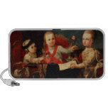 Three Princes, Children of Charles III Travelling Speaker