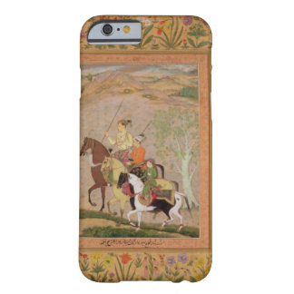 Three Princes Going Hunting, c.1635 (gouache on pa Barely There iPhone 6 Case