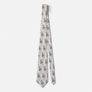 Three Princesses in Blue Mountain by Kay Nielsen Neck Tie