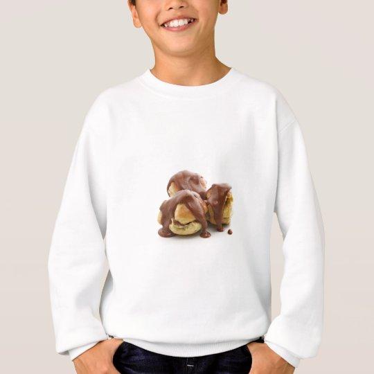 three profiteroles sweatshirt