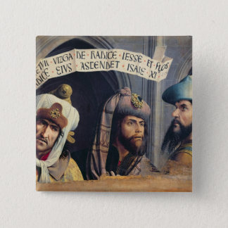 Three Prophets, Provence School Button