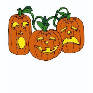 Three Pumpkins shirt