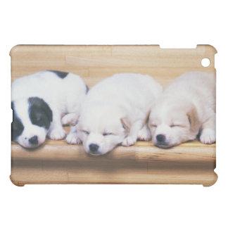 Three Puppies iPad Mini Cases