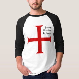 Three Quarter Holy War T Shirt