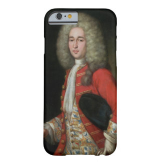 Three-Quarter Length Portrait of a Gentleman Weari Barely There iPhone 6 Case