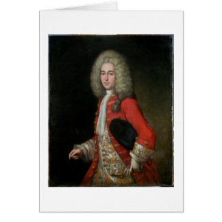 Three-Quarter Length Portrait of a Gentleman Weari Card