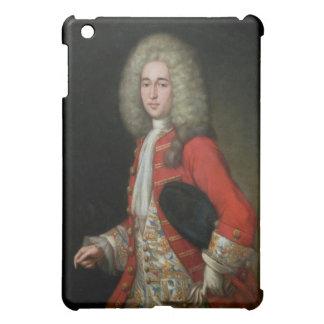 Three-Quarter Length Portrait of a Gentleman Weari iPad Mini Covers