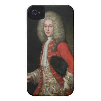 Three-Quarter Length Portrait of a Gentleman Weari iPhone 4 Cover