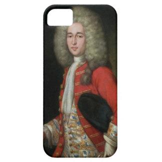 Three-Quarter Length Portrait of a Gentleman Weari iPhone SE/5/5s Case