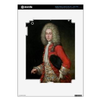 Three-Quarter Length Portrait of a Gentleman Weari Skin For iPad 3