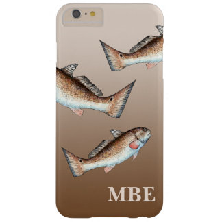 Three Redfish Swimming  iPhone 6 Plus Case