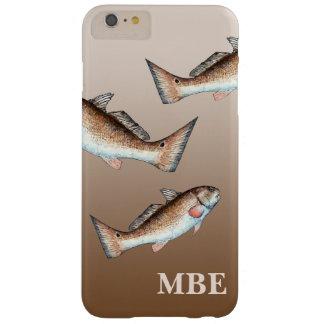 Three Redfish Swimming  iPhone 6 Plus Case