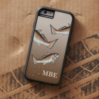 Three Redfish Swimming Tough Xtreme iPhone 6 Case