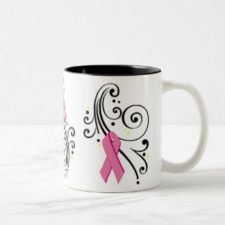 Three Ribbons Mug