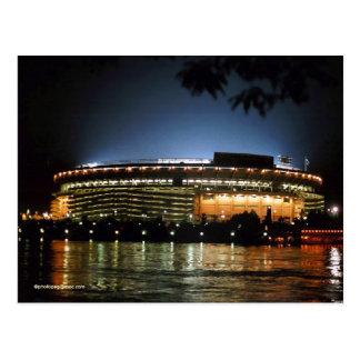 Three Rivers Stadium de Pittsburgh de la postal