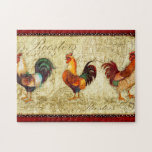 Three Roosters Puzzle