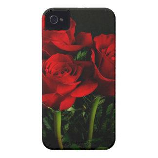 Three Roses iPhone 4 Case-Mate Case