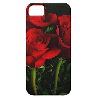 Three Roses iPhone SE/5/5s Case