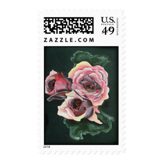 Three Roses Stamps