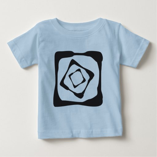 Three rough squares all in all baby T-Shirt