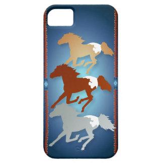 Three Running Appys iPhone 5 Case