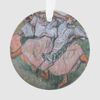 Three Russian Dancers by Edgar Degas