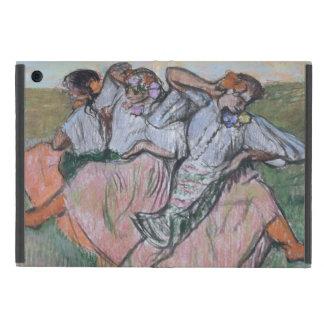Three Russian Dancers by Edgar Degas Cover For iPad Mini