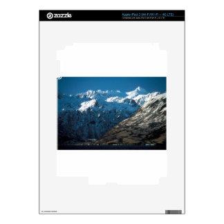 Three Saints Bay Kodiak Decals For iPad 3