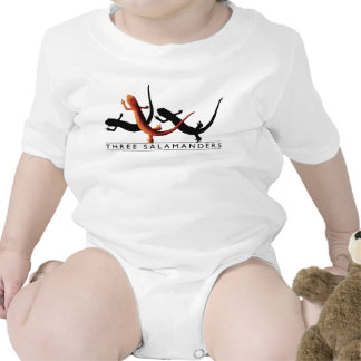 Three Salamanders Infant Shirt