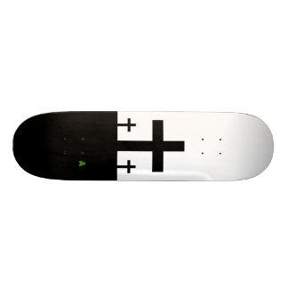Three Saviors Skateboard Deck