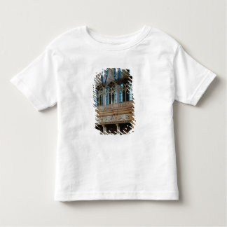 Three sculptured fireplaces in the Salle Toddler T-shirt