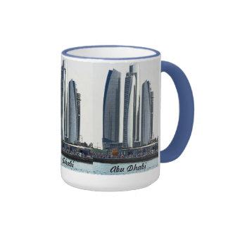 Three Sentinels Ringer Mug