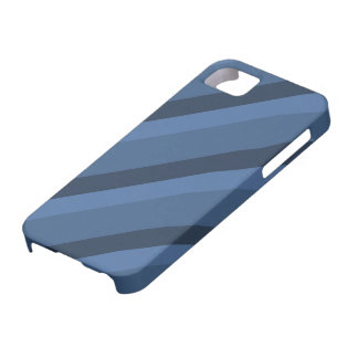 Three Shades of Blue iPhone 5 Cover